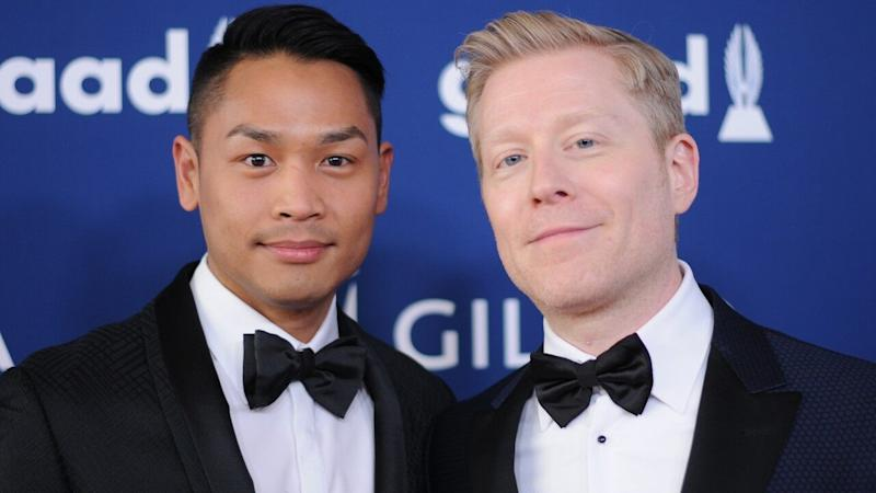 Anthony Rapp Engaged to Ken Ithiphol: See the Pic!