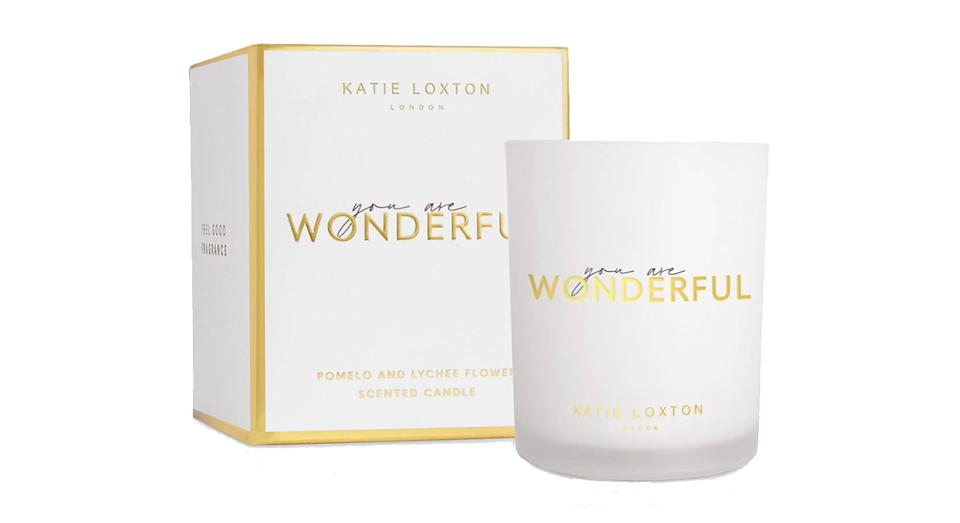 Katie Loxton You Are Wonderful Scented Candle