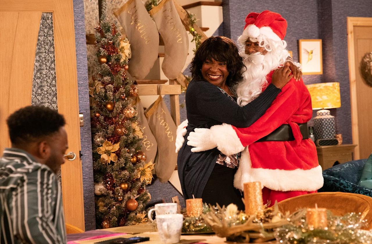 <p>Michael wants to launch a Winter Wonderland to remember in Weatherfield.</p>