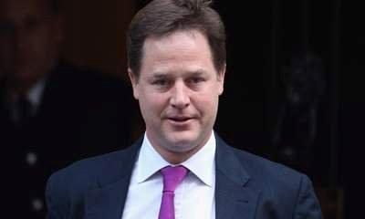 Nick Clegg Suggests Coalition Cut Too Deeply