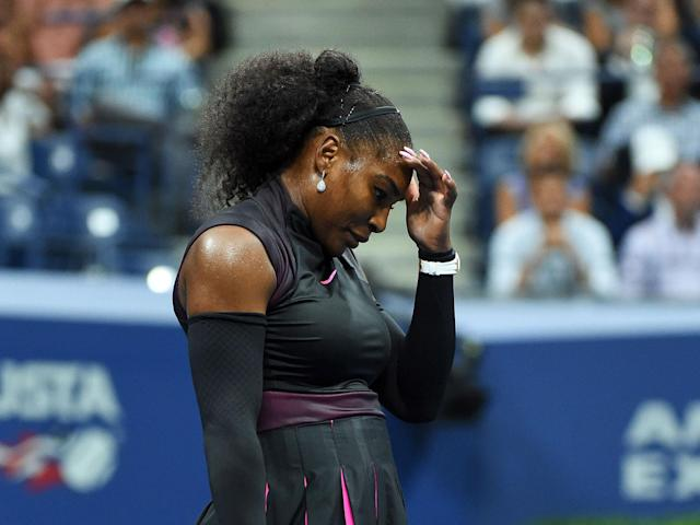 Serena Williams has hit back against Ilie Nastase: Getty