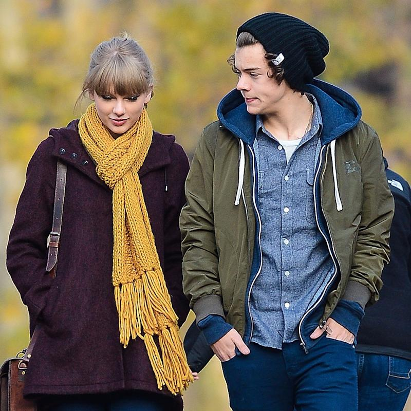 Harry Styles Says Dating Taylor Swift Was a Learning Experience