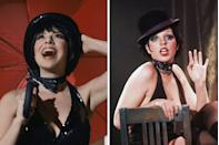 """<p>Icon of stage and screen (and one of Halston's closest friends) Liza Minnelli is being portrayed by Krysta Rodriguez, who herself has experience performing both on Broadway (The Addams Family, A Chorus Line, In The Heights, and Spring Awakening) and in TV shows like Younger and Smash. </p><p>In an interview published in Town & Country's May issue, Rodriguez dished about how she tackled the role. """"Liza has been replicated so often by people trying to do impersonations and emulate her,"""" she said. """"What I wanted to get into was her emotional journey and her relationship to Halston. They were linked their whole lives, and I think that the two of them meeting created both of them.""""</p><p>An aptitude for entertaining isn't the only thing Rodriguez holds in common with Minnelli. T&C also caught up with director Dan Minahan, who shared why Rodriguez was such a good fit for the role. """"Besides the similarities of Krysta's physicality–she has the right bone structure and those big, beautiful eyes–she had something about her. That guileless quality, the sadness, and the tenacity that Liza has.""""</p><p>""""What I tried to honor was her genuine humanity,"""" Rodriguez told T&C.</p>"""
