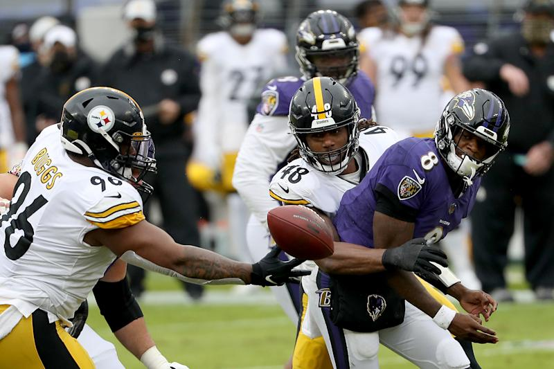 NFL Winners and Losers: Lamar Jackson's MVP magic continues to escape him, as Ravens fall to Steelers