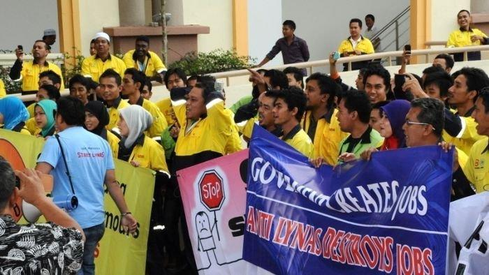 Malaysian court approves Lynas rare earths plant