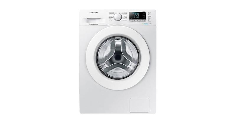 Samsung WW90J5456MW/EU 9kg Load, 1400 Spin Washing Machine with ecobubble™ Technology