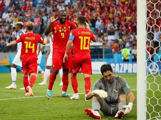 Belgium vs Panama, World Cup 2018: Romelu Lukaku on target as dark horses click into gear in second-half