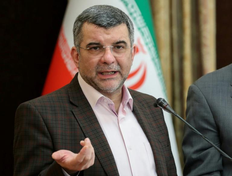 Iran's deputy health minister Iraj Harirchi said that he was among nearly 100 infected by the COVID-19 illness in his country