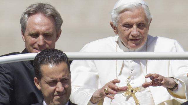 Vatican Documents Leaked: Did Butler Paolo Gabriele Do It?