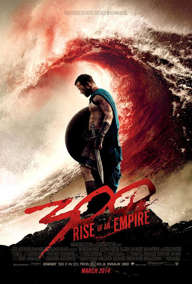"Warner Bros. Pictures' ""300: Rise of an Empire"" - 2014"