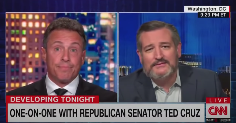Things get personal between Ted Cruz and Chris Cuomo during fiery interview