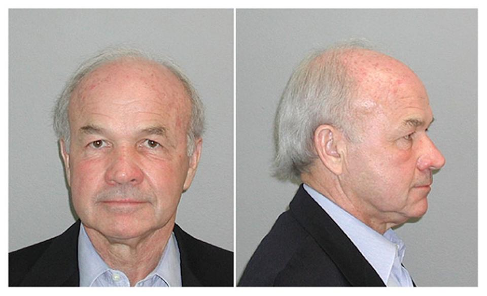 <p>The founder, CEO and chairman of American energy, commodities and services company, Enron, Kenneth Lay, was instrumental in bringing about one of the biggest bankruptcies ever, through fake holdings, accounting fraud and losses.</p> <p>In 2001, when Enron went bankrupt, over 20,000 employees lost their jobs and savings, while investors lost billions of dollars. At the peak of its performance, Enron's shares were trading at USD 90.75. In December 2001, just before declaring bankruptcy, its shares nosedived to USD 0.26.</p> <p>Lay was indicted in 2004 with 11 counts of securities fraud, wire fraud, and making false and misleading statements. He was found guilty on six counts of conspiracy and fraud in 2006. Lay died in 2006 while vacationing in Colorado.</p> <p><strong>Image credit: </strong>Enron CEO Kenneth Lay mugshot in July 2004. (Photo courtesy Bureau of Prisons/Getty Images)</p>