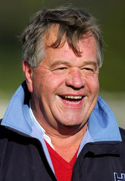 Michael Stoute had good reason to grin after becoming the most successful trainer in Royal Ascot history