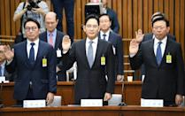 "South Korean prosecutors have demanded a 12-year sentence for Samsung's ""crown prince"""
