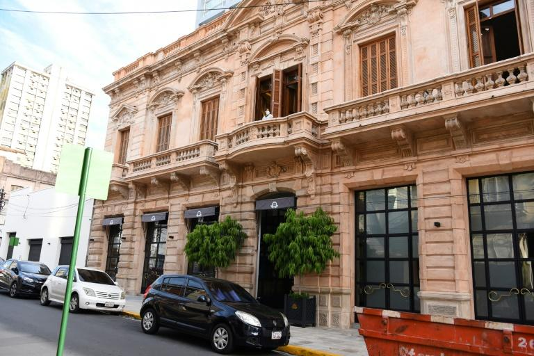 """The brochure of the refurbished 107-room Palmaroga hotel, located in Asuncion's historic center, describes it as offering """"a seamless blend of early 1900s Renaissance grace and modern comfort as well as luxury"""""""