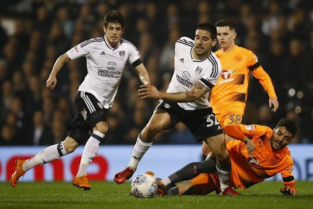 Fulham 1-0 Reading: Stefan Johansen sends hosts into second as Cardiff lose