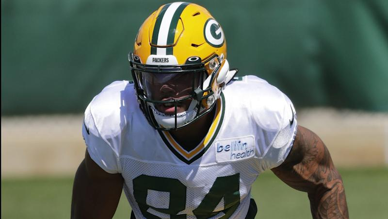 Packers sign WR Reggie Begelton to active roster