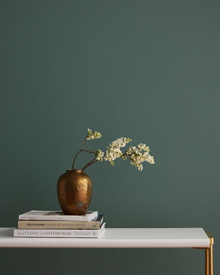 "<p>While many paint companies have predicted that blue will reign as <a href=""https://www.realsimple.com/home-organizing/home-improvement/painting/color-of-the-year-2020-announcements"" target=""_blank"">Color of the Year 2020</a>, we're seeing sophisticated shades of green showing up. Look for deep forest and hunter greens, as well as pale sage greens. Whether light or dark, the key is complex greens with blue or gray undertones. </p> <p><strong>To buy: </strong>Current Mood, $49 per gallon, <a href=""https://shareasale.com/r.cfm?b=1201463&u=1772040&m=80720&urllink=https%3A//www.clare.com/paint/wall/current-mood&afftrack=RS%252C5DecorTrendsThatWillBeHugein2020%25252CAccordingtoRealSimpleEditors%252Ckholdefehr1271%252CDEC%252CIMA%252C688229%252C201912%252CI"" target=""_blank"">clare.com</a>. </p>"