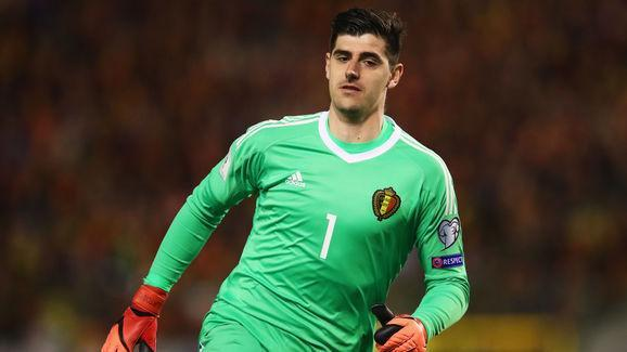 Chelsea goalkeeper Thibaut Courtois has revealed that he would also be comfortable playing in central-midfield, insisting that he is confident with the ball at his feet. The 24-year-old, who recently confessed to modelling his game on former Man Utd goalkeeper Edwin van der Sar, has been in inspired form for Chelsea so far this season, conceding just 21 goals in 28 appearances while keeping 13 clean-sheets. But the Belgian shot-stopper also fancies himself in the middle of the park, perhaps...