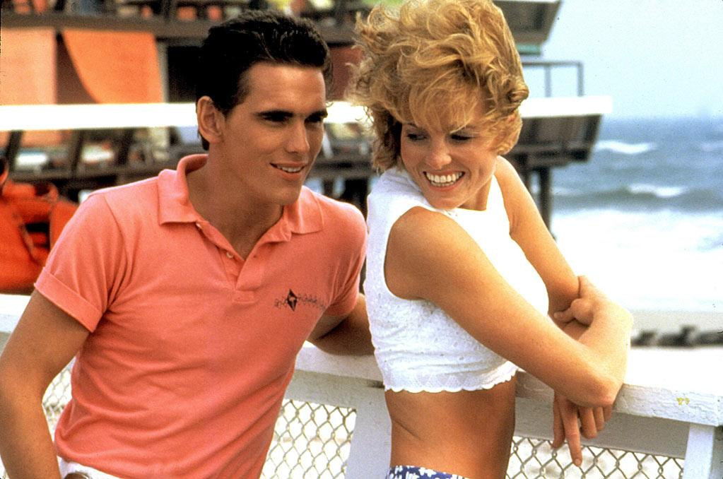 """""""<a href=""""http://movies.yahoo.com/movie/the-flamingo-kid/"""">The Flamingo Kid</a>"""" (1984): This is one of those childhood-memory picks for me — it defined what a coming-of-age movie should be, with its ambition and disillusionment, awkwardness and romance. Young, charismatic Matt Dillon plays a kid from Brooklyn who falls under the spell of a wealthy member (Richard Crenna) of the Long Island beach club where he works as a cabana boy during summer 1963, to the dismay of his working-class dad (Hector Elizondo). This was back when Garry Marshall still made good movies, not all-star, meandering messes inspired by holidays."""