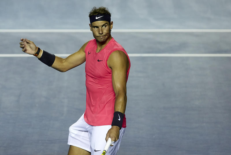 Rafael Nadal withdraws from US Open due to Covid-19 risk