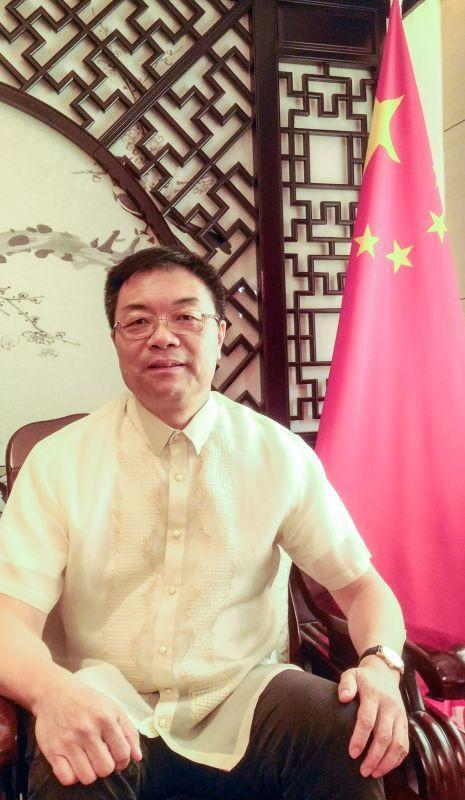 IN HIS spacious office at the Mandarin Plaza Hotel, Chinese Consul General Jia Li narrated the historical ties between the Philippines and China, citing that trade had been going on between the two countries