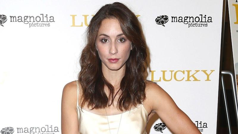 Troian Bellisario Admits Past Struggles With Eating Disorder Made Her Worried About Having a Daughter