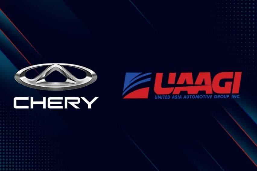 Chery Auto Philippines is under  United Asia Automotive Group, Inc.