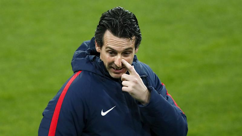 Emery unconcerned by PSG sack reports