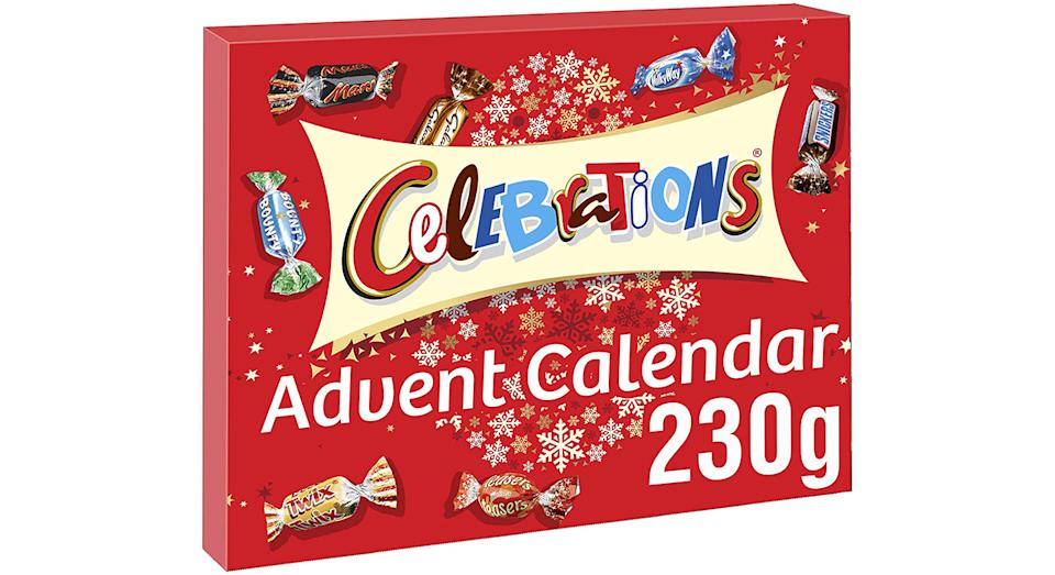 Celebrations Giant Advent Calendar