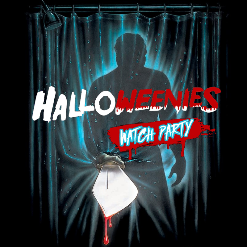 Halloweenies Hosting Live Watch Party of Friday the 13th Part 3