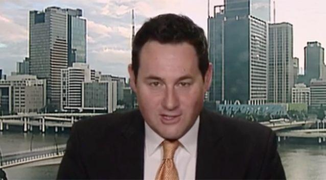 Mr Davis said he doesn't believe the classes need to be banned. Photo: Channel 7