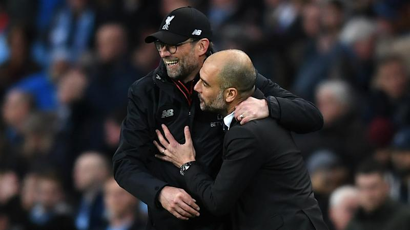 Manchester City v Liverpool: Klopp and Guardiola face off with tables turned