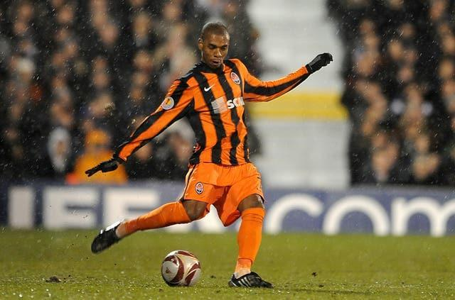 Fernandinho previously played in the Champions League for Shakhtar Donetsk