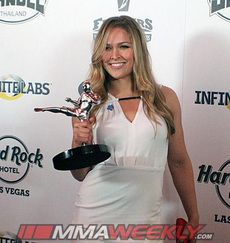UFC Champ Ronda Rousey in Negotiations to Follow Up Expendables 3 with Fast & Furious 7