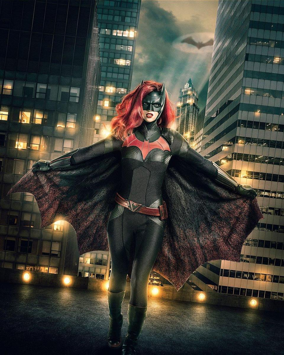 Batwoman will debut during an Arrowverse crossover event
