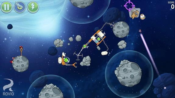 NASA and Angry Birds Team Up Again for New Game