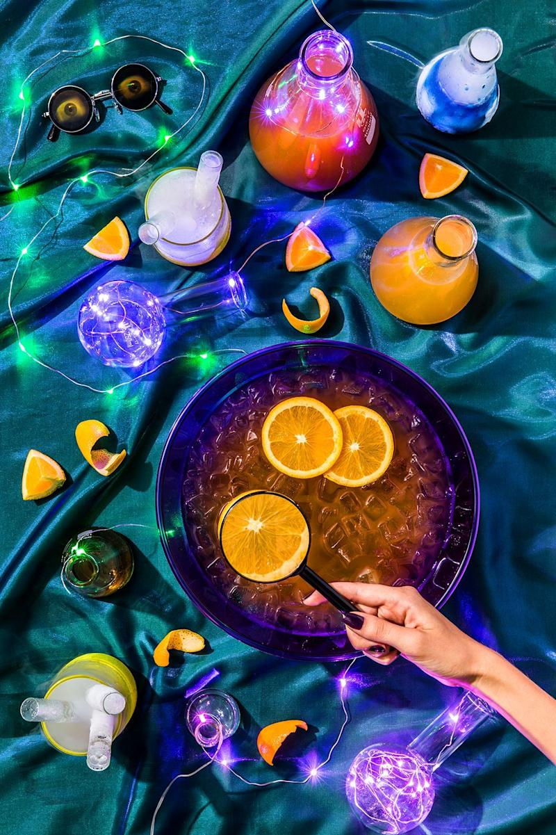 6 scary good boozy punches for you halloween party