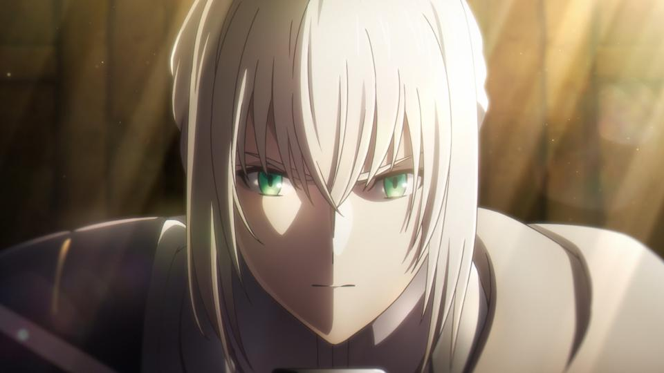 Bedivere (Mamoru Miyano) in Fate/Grand Order the Movie — Divine Realm of the Round Table: Camelot — Wandering; Agateram. (PHOTO: Odex)