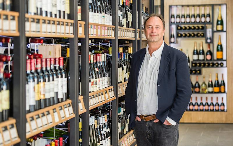 Rowan Gormley expects Majestic Wine to buck the tough trading on the high street