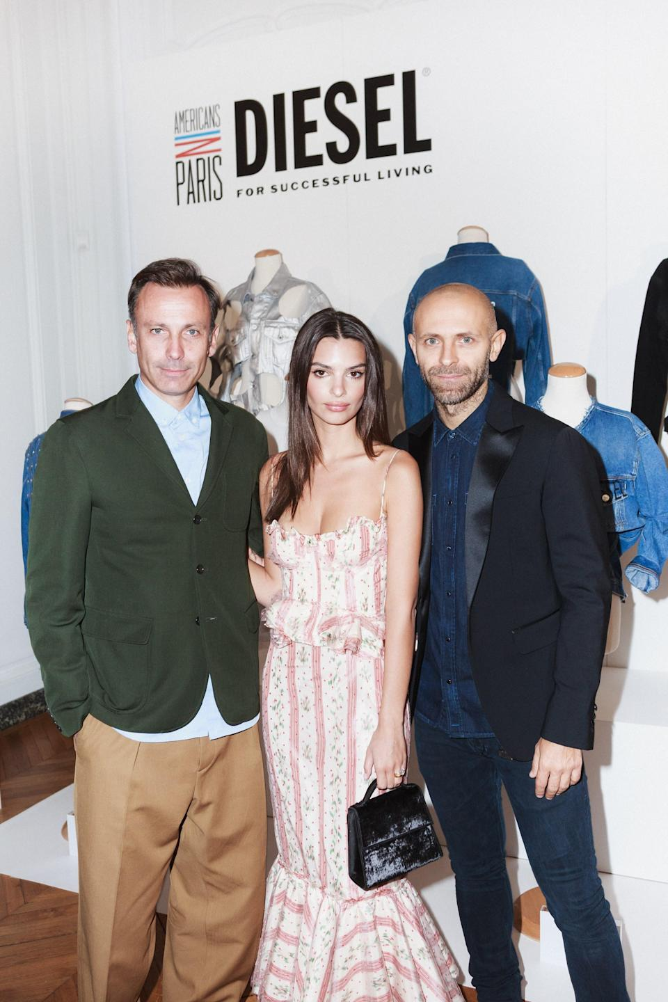 The newest names in design came out for a celebratory party in the City of Light.