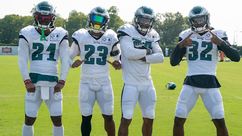 Impressions of every Eagle on defense after 2020 training camp