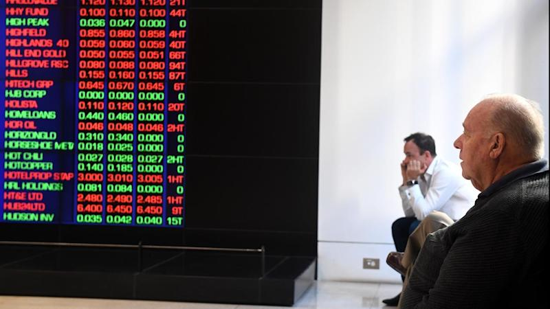 Shares slide ahead of US inflation data