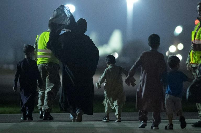 The arrival of thousands of refugees is politically sensitive for governments in Europe where far-right anti-immigration groups have grown in popularity in recent years