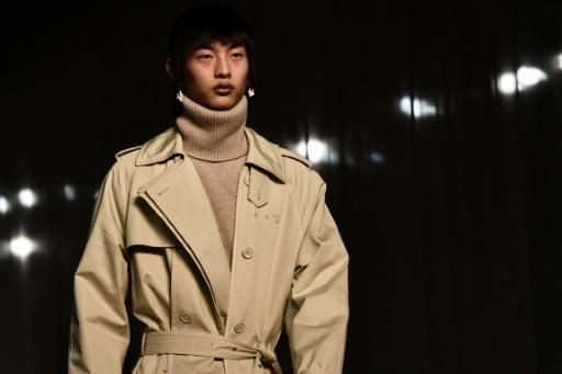 Abloh's show seemed to channel his new seriousness