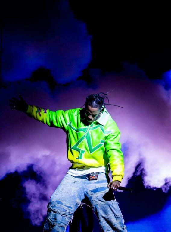 12.3 million people logged into Fortnite to watch a virtual concert by rapper Travis Scott last year