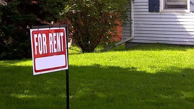 My Old Apartment has registered more than 8 per cent of all rental units on the Island, says the crowd-sourced rental registry's creator. (CBC - image credit)