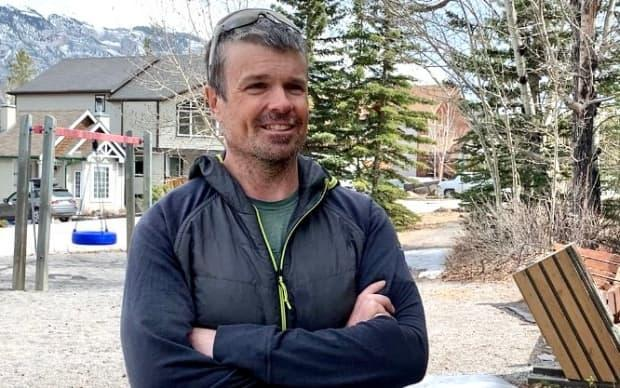 Real estate agent Dan Sparks says buyers from Calgary, Edmonton, Toronto and Montreal have purchased or are considering purchasing homes in Canmore as a result of the pandemic. He says people have the flexibility to work from home on a permanent basis and are choosing the resort town as their base.