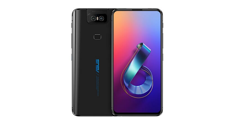 Zenfone 6 Asus 128 GB Black