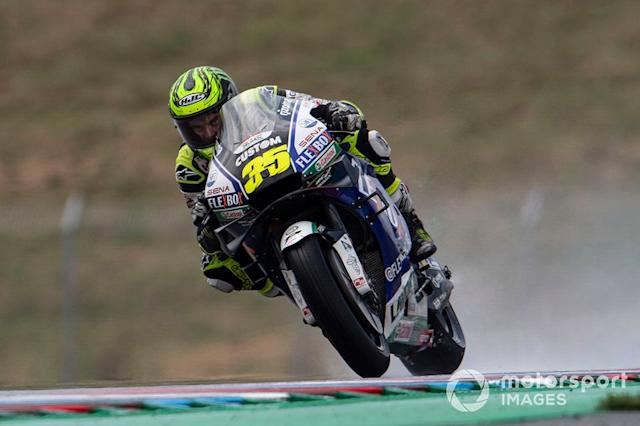"Cal Crutchlow, Team LCR Honda <span class=""copyright"">Gold and Goose / LAT Images</span>"